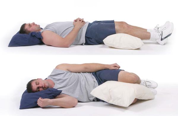 Болит позвоночник когда лежу и хожу